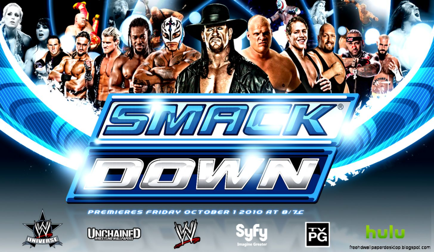 View Original Size Smackdown WWE Wallpapers Image Source From This