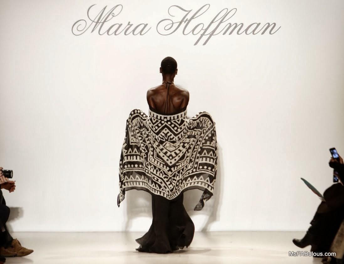 mara hoffman fall 2014