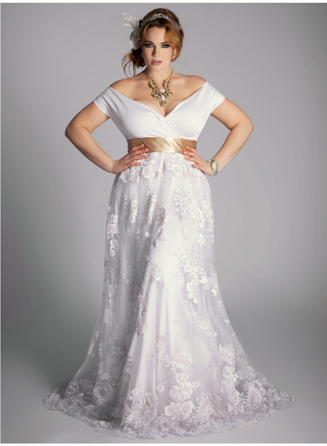 Sydney plus size wedding dresses - Plus Size Destination Wedding Dresses 86
