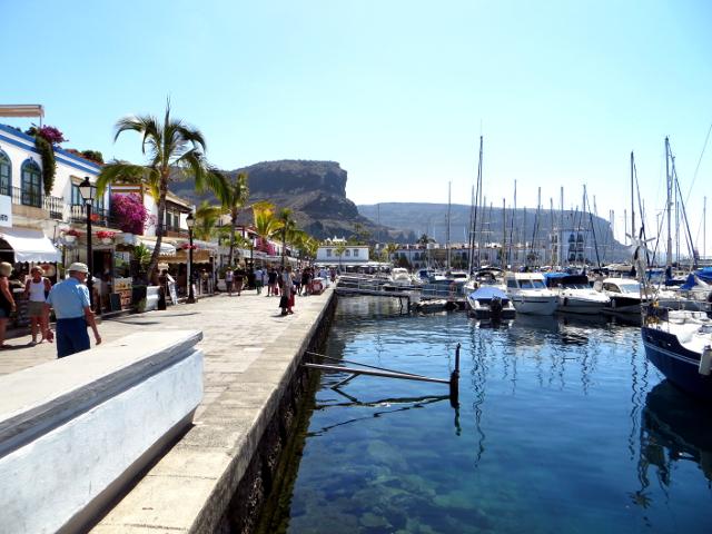 puerto de mogán gran canaria