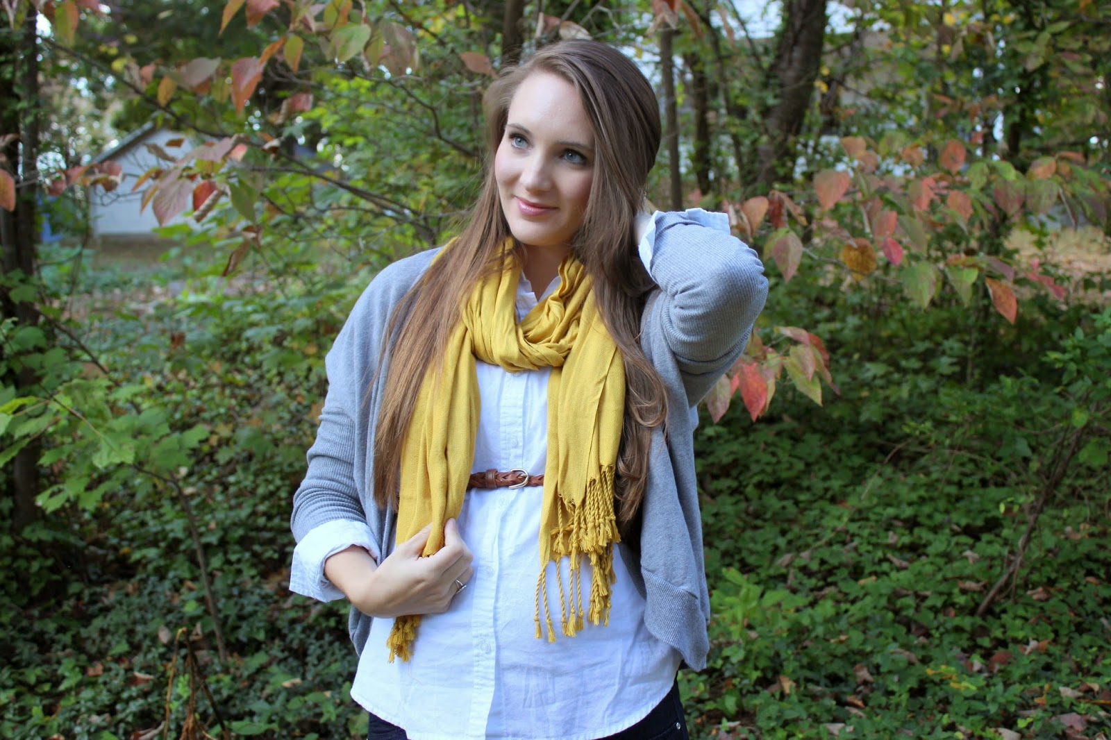 maternity, maternity fashion, fall clothes, fall style, fall fashion, scarves, boots, boot cuffs, fall sweaters, fall trends, mustard scarf, scarves, cute fall clothes, fall
