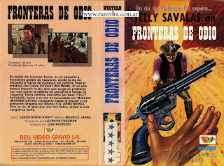 Fronteras de Odio = Cimarron Strip (1967–1968) TV Series