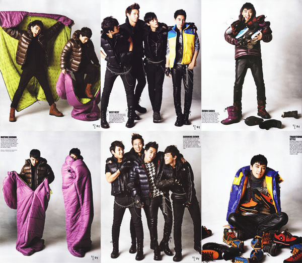 Seungri Photos - Page 2 Seungri-Singles-Magazine-North-Face
