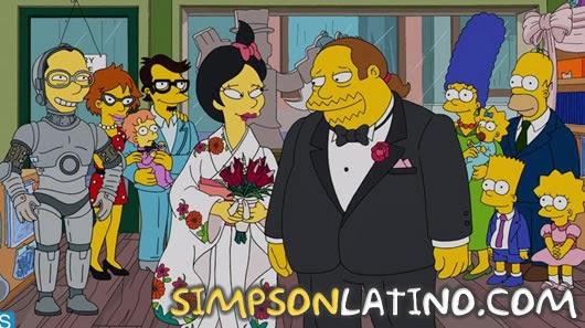 Los Simpson 25x10