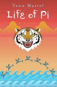 Portada original de La vida de Pi, de Yann Martel