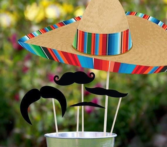 Мексиканская вечеринка атрибутика своими руками 13