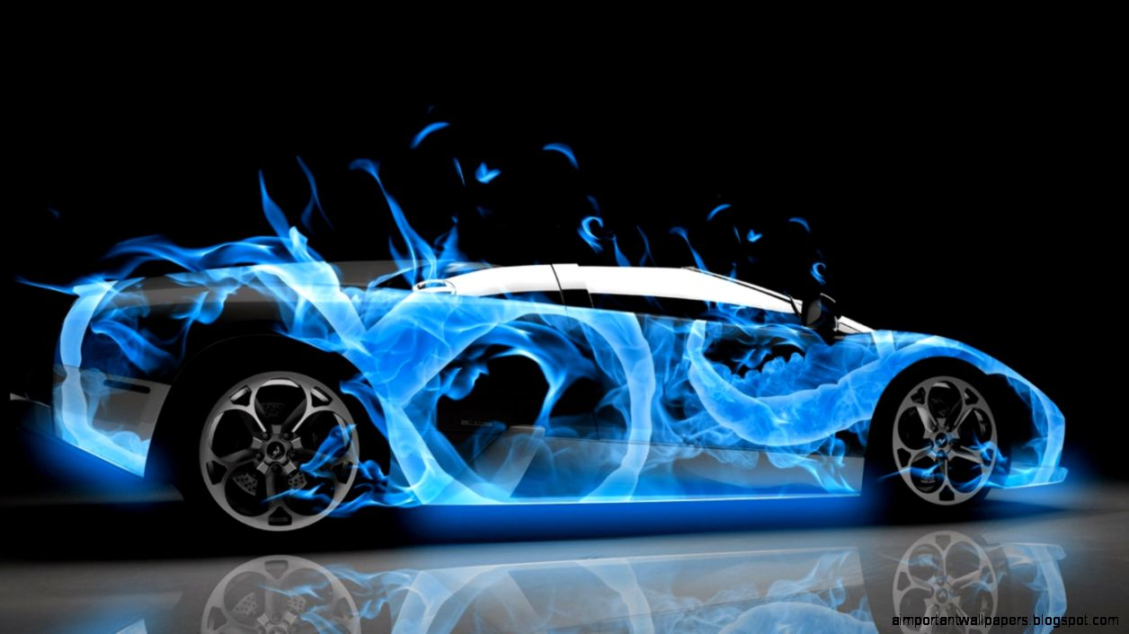 Fantasy Fire Cool Car Mega Wallpapers - Cool cars on fire