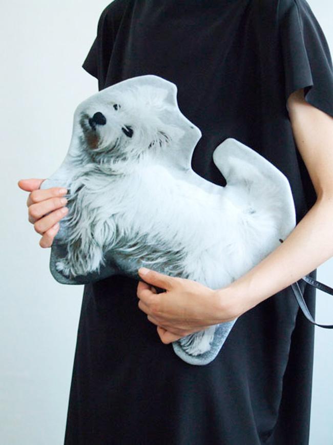 azumi and david, ss15, dog bag