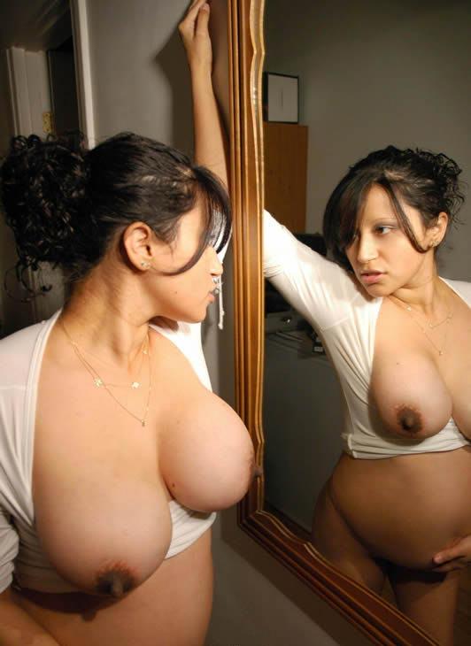 Desi Pregnant