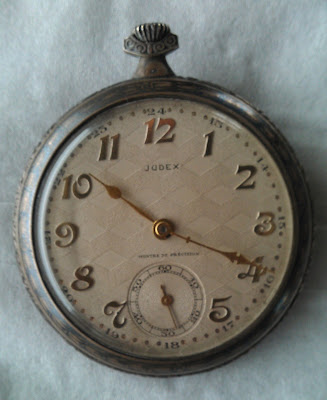 Judex pocket watch