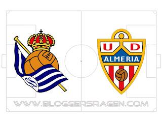 Prediksi Pertandingan Real Sociedad vs Almeria