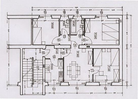 100disegni 01 03 15 - Disegno progetto casa ...