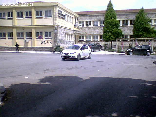 Κι όμως είναι παρκαρισμένος!!!