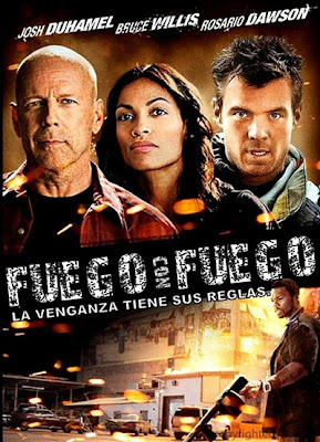 Fuego Con Fuego &#8211; DVDRIP LATINO