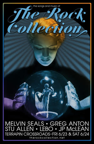 6/23 & 6/24 : The Rock Collection ft Melvin Seals, Greg Anton, Stu Allen, Lebo, & JP Mclean