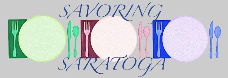 Savoring Saratoga