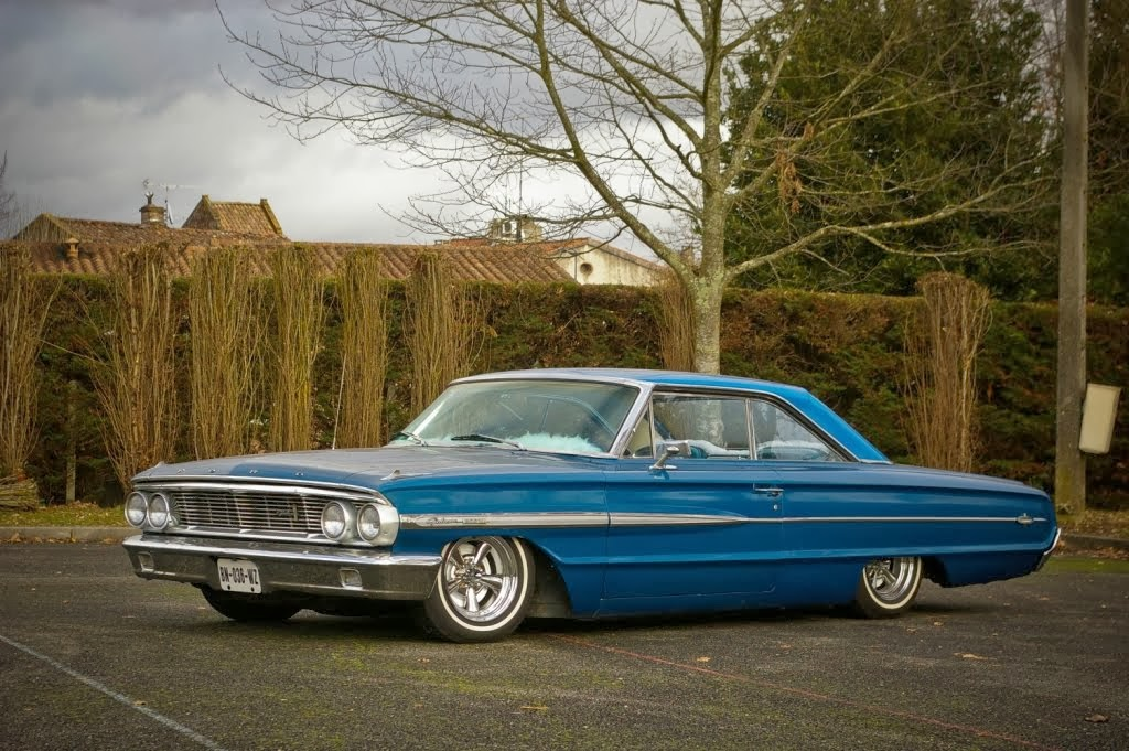 Bagged '64 Galaxie