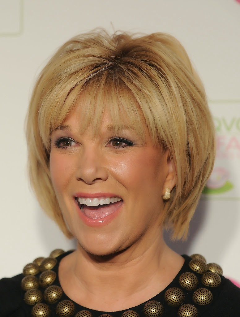 Short Bob Hairstyles for Mature Women