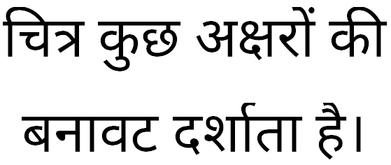 NotoSans Devanagari Preview