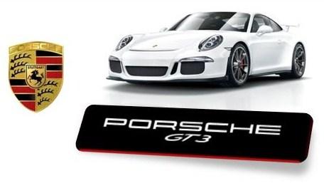 Automóvil Porsche 911 GT3