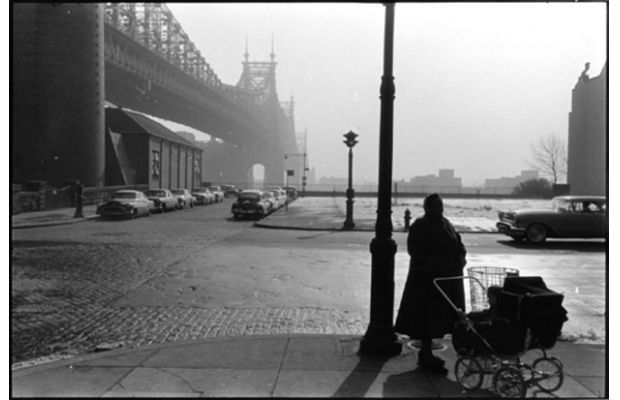 Queensborough Bridge, New York City (1956)
