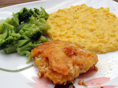 As good as gluten mike 39 s potato crusted alaskan walleye for Potato crusted fish
