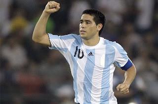 Jugadores Convocados de Argentina para Amistosos Internacionales