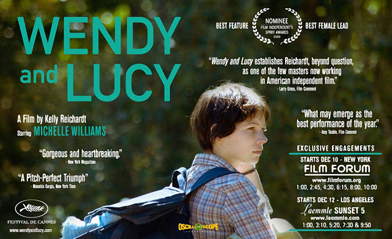 Αποτέλεσμα εικόνας για Wendy and Lucy movie