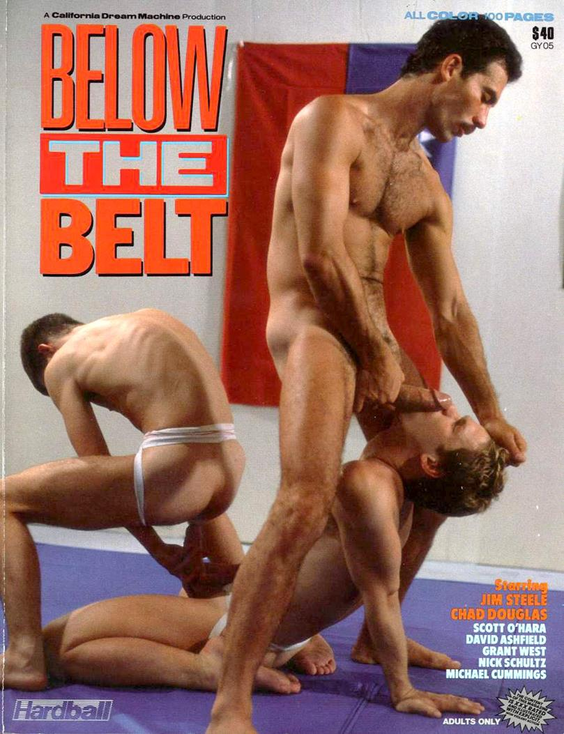 Below the Belt Cover Front