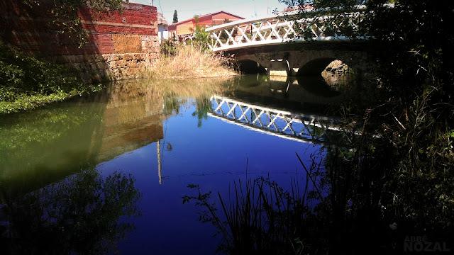 El puente de Pitágoras, 2013 Abbé Nozal