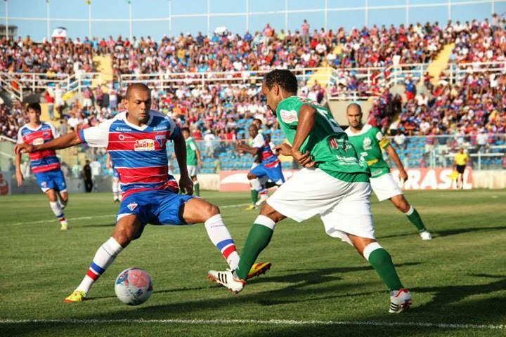 09b3cbe6a2 Fortaleza derrota Luverdense e assume liderança(Veja fotos) - Icasa empata  no Romeirão