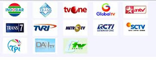 streaming tv gratis lewat internet