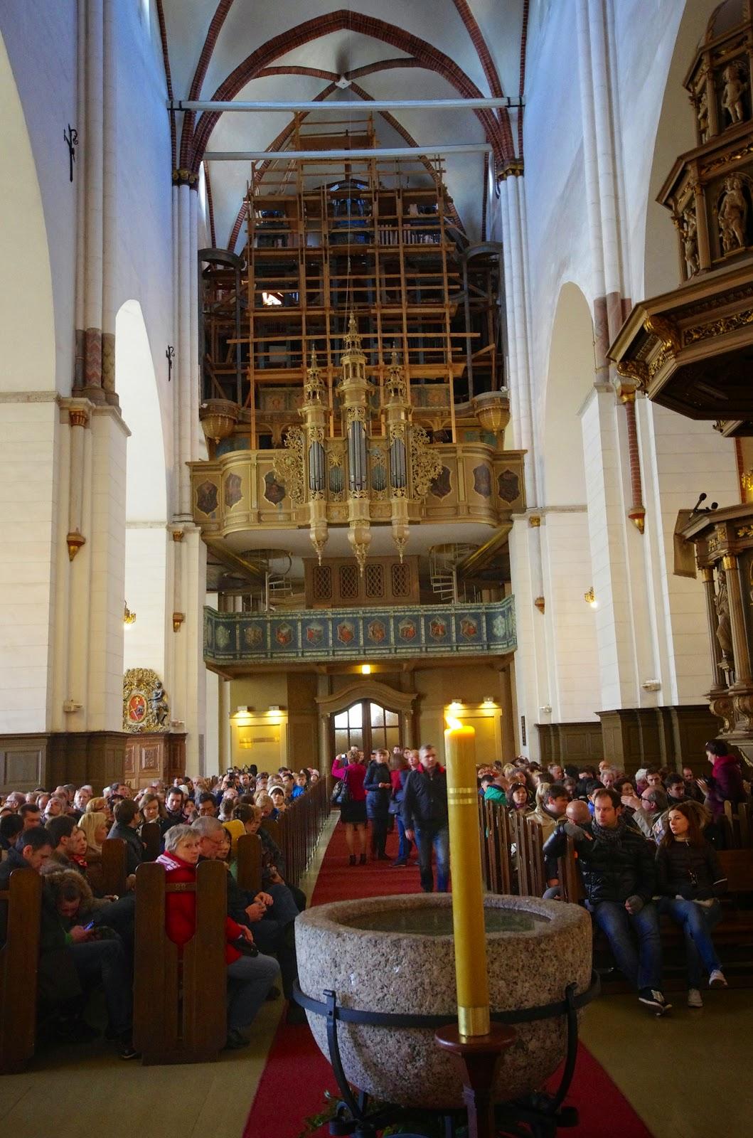 Рижский Домский собор, Рига, Латвия