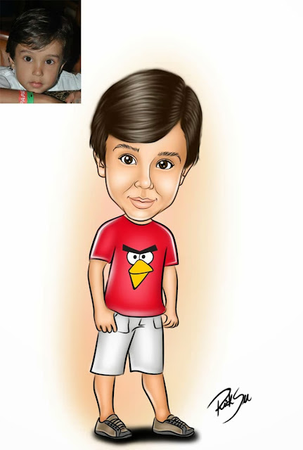 com camisa do angry birds ricksu caricaturas