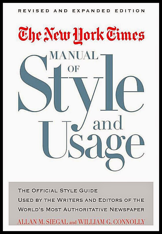 27 Alessandro-Bacci-Middle-East-Blog-Books-Worth-Reading-Siegal-Connolly-The-NYT-Manual-of-Style-and-Usage