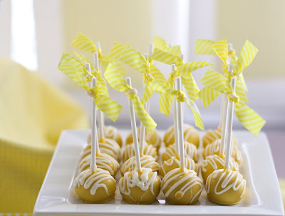lemon cake balls