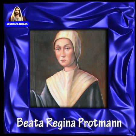 Resultado de imagem para Beata Regina Protmann