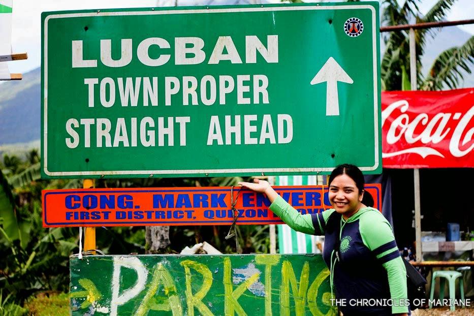 quezon lucban philippines