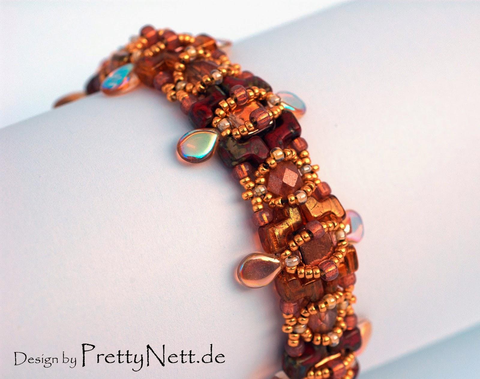 "Bracelet ""Reiko"" design by PrettyNett.de"