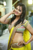 Aswi Glamorous Photos in Half Saree-thumbnail-19