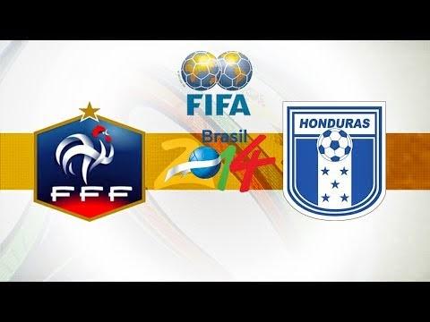 مشاهدة مباراة فرنسا والهندوراس بث مباشر اليوم 15-6-2014 علي بي أن سبورت كأس العالم France vs Honduras