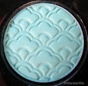 Pastel baby blue, fabulous lid color (parasol)