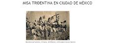 Misa tridentina en Ciudad de México