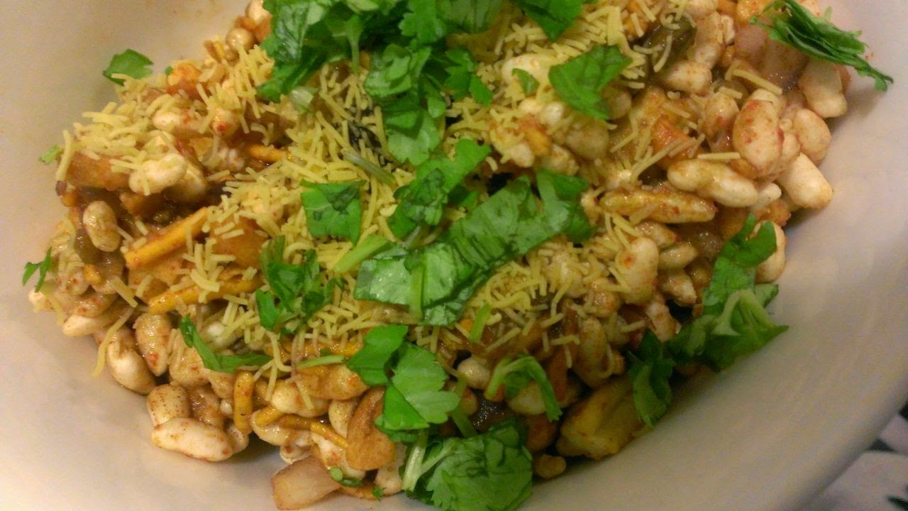 Mumbai Chowpati Bhel - How to make Bhel