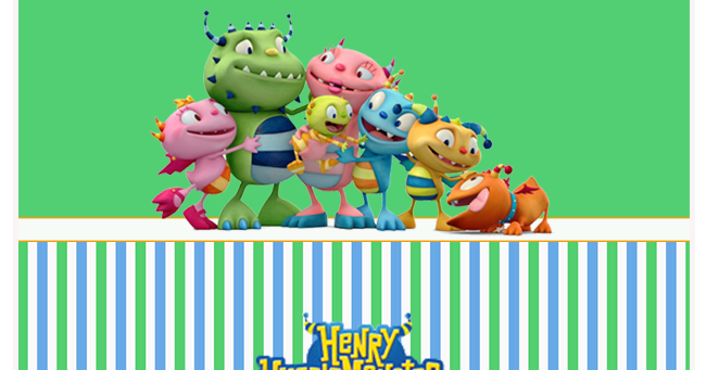 kit de henry hugglemonster - photo #2