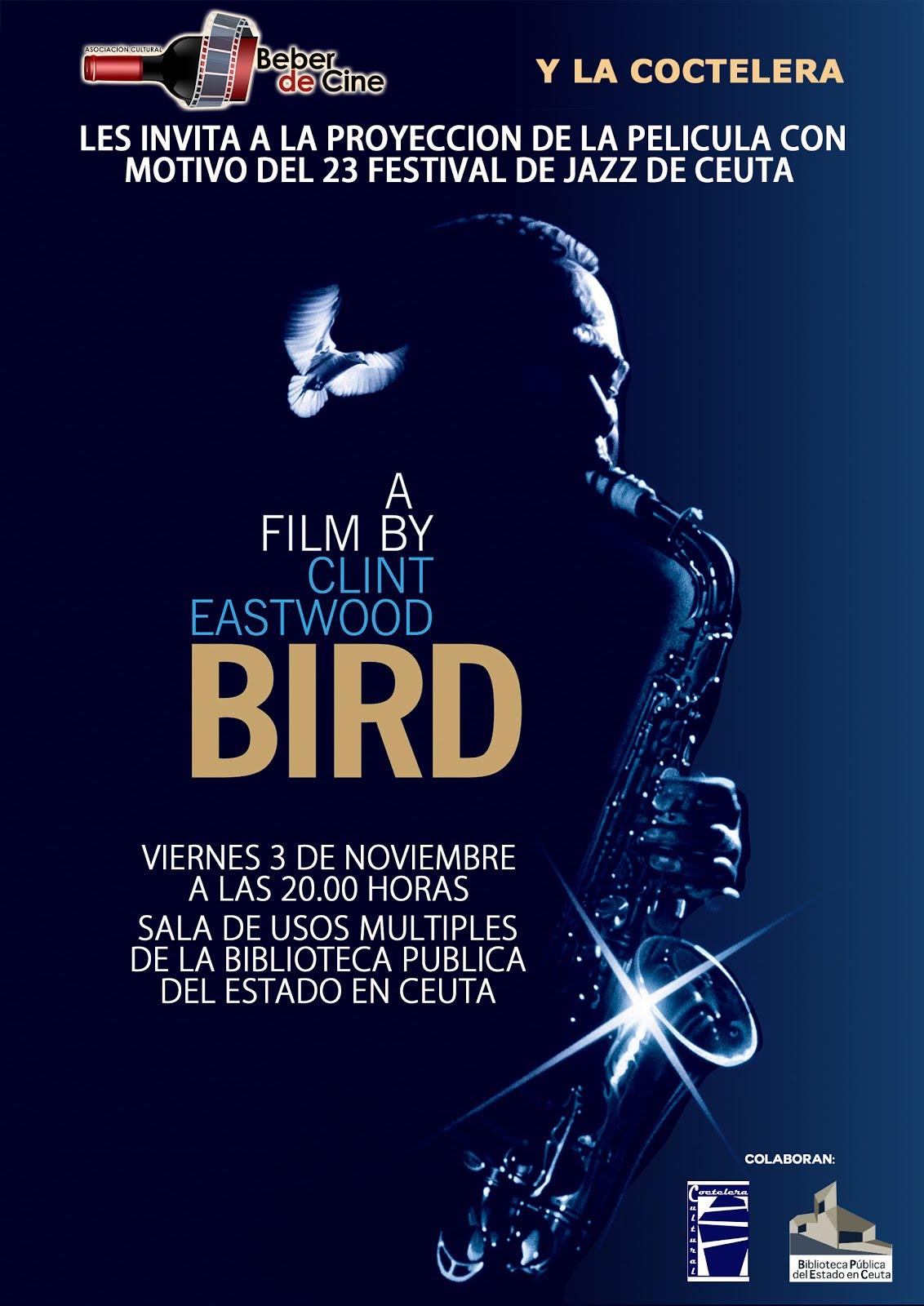 BIRD. VIERNES 3 DE NOVIEMBRE