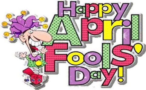 Coming Soon April Fool Day