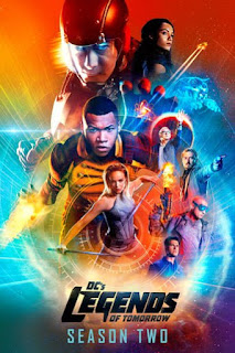 Legends of Tomorrow Temporada 2 audio latino