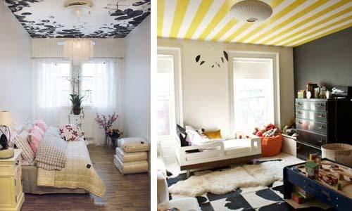 Fotos de techos decorados Ideas para decorar disear y mejorar tu