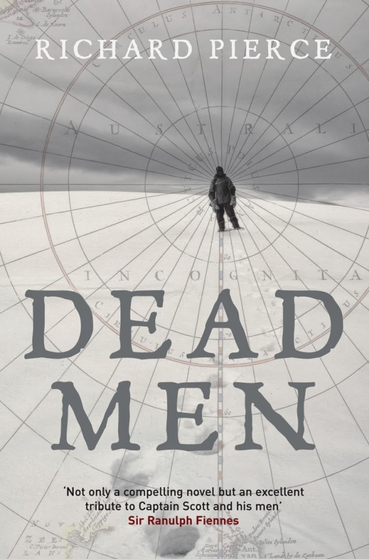 Dead Men signed copies